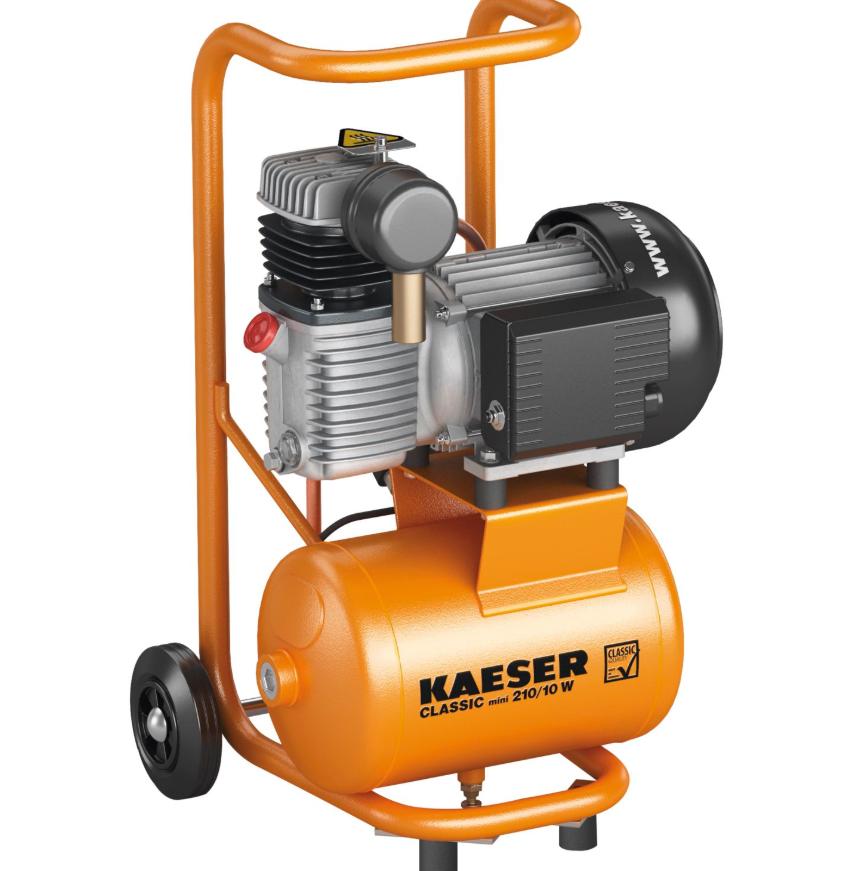 Qualitäts Druckluftkompressor von Kaeser Sonderangebot